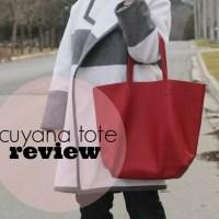 Cuyana Tote Review