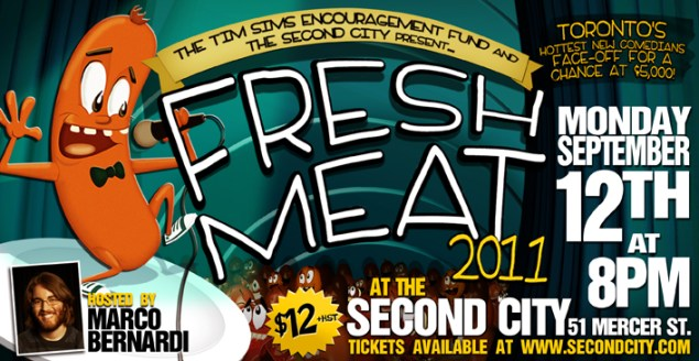Fresh Meat Graphic