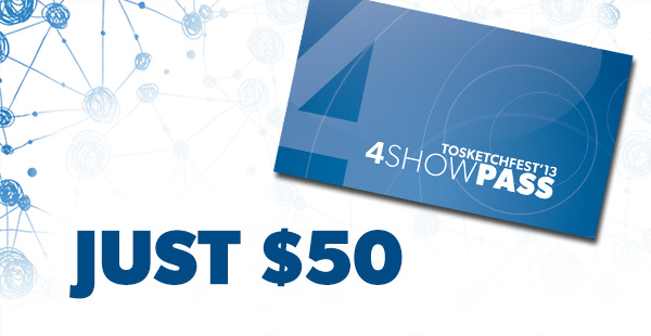 4-Show Pass - Just $50