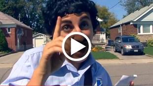 Ladystache: Mr. Postman