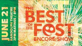 Best of the Fest Encore Show 2014