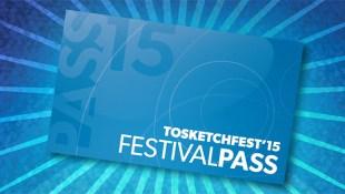 2015 Festival Pass!