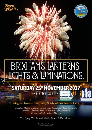 Lanterns, Lights and 'luminations @ Lanterns, Lights and 'luminations' Parade | Brixham | England | United Kingdom