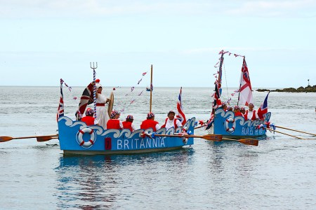 Shaldon Water Carnival @ Ferry Beach | Shaldon | United Kingdom