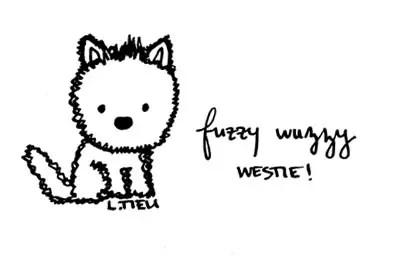 LTieu_fuzzywuzzywestie