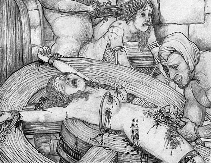 from Brice gay torture artwork galleries