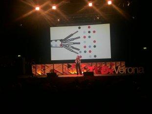 Domitilla Ferrari TEDx Verona