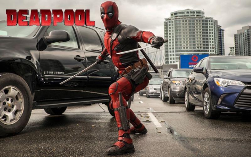 Přichází Deadpool - takového superhrdinu jste ještě neviděli!
