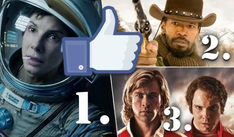 Nejlepší filmy roku 2013 podle Total filmu (TOP 25)