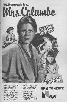 Risultati immagini per Mrs. Columbo tv series