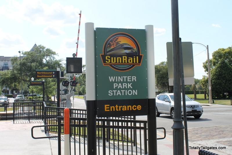 Winter Park, FL SunRail