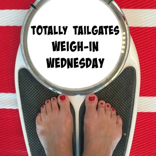 Weigh-in Wednesday - my real life weight loss challenge!