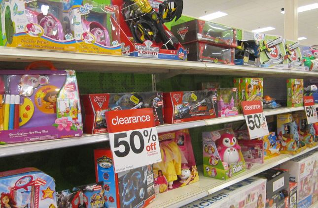 Target Toy Sale 2013 : January target toy clearance update  off