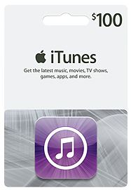 Best Buy: $100 ITunes Gift Card $80 Or Price Match At Target And ...