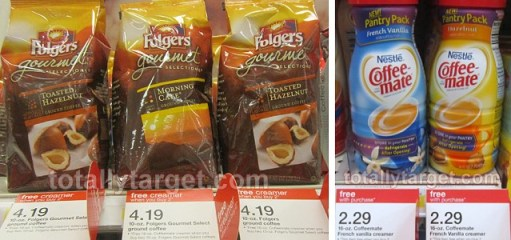 free-coffee-mate-folgers-target-deal
