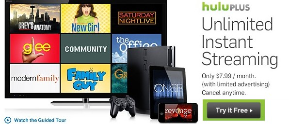 What is Hulu Plus? Hulu Plus is a video streaming service: using an Internet connection, it can stream TV shows and movies directly to your device, without the need to purchase them permanently.