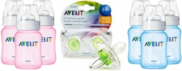 Avent baby bottles coupons