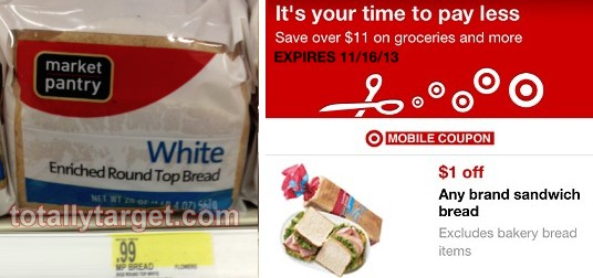 free-bread-at-target