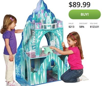 ice mansion