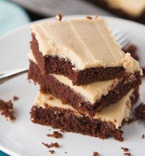chocolate peanutbutter cake