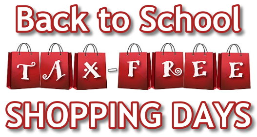 tax-free-shopping-days