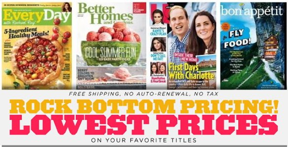 magazine-weekend-sale
