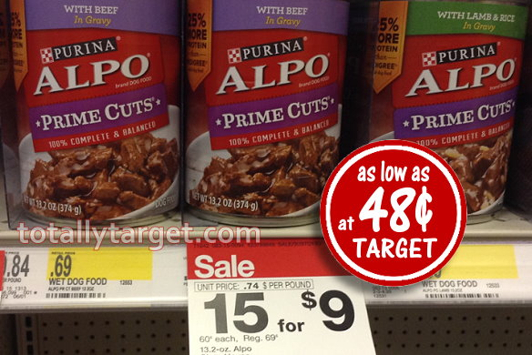 Dogs come in all sizes, but they all think they're big. That's why big taste is important no matter how big or small your dog is. From dry dog food to Homestyle and Chop House canned varieties, get the Alpo product your dog loves using these Alpo coupons.