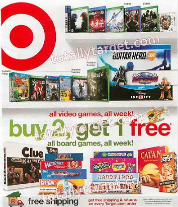 target ad cover