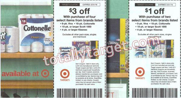target coupon insert viva