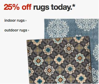Get 25% Off Or More On Indoor U0026 Outdoor Rugs Today