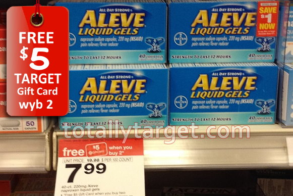 Aleve coupons printable
