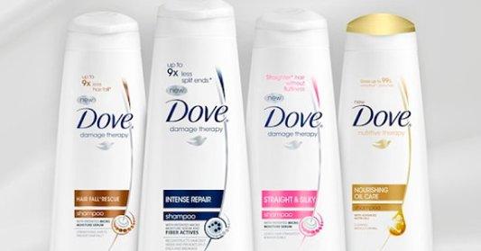 dove-hair