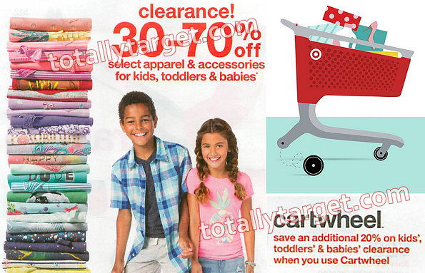 cartwheel-deals-clearance