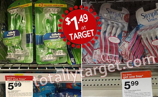 cheap-razors-at-target