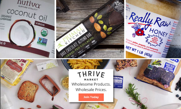 Thrive Market: FREE Organic Coconut Oil + More | TotallyTarget.com