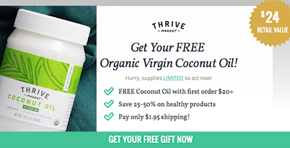 Thrive Market: Get 35% Off 1st Order + FREE Shipping ...