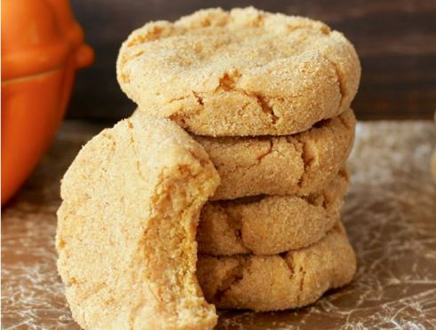 pumpkin-cookies
