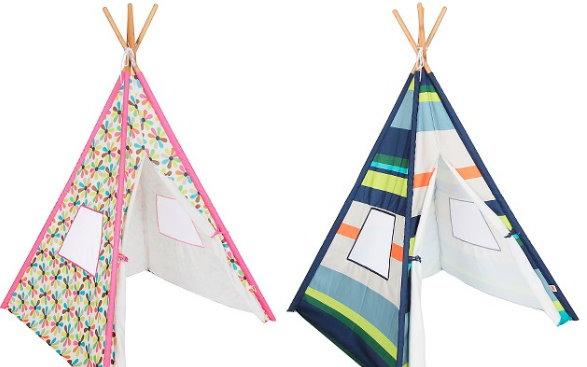 teepee-tents