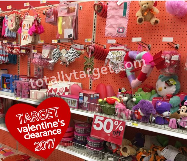If You Are Headed To Target Today, You Should Find Valentineu0027s Day Items Up  To 50% Off. Decorative Items, Craft Kits, Party Supplies, Clothing And Most  ...