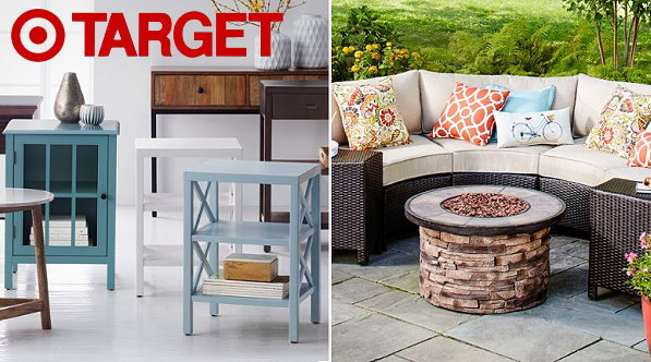 Target: Big Online Home Sale + Get An Extra 15% Off