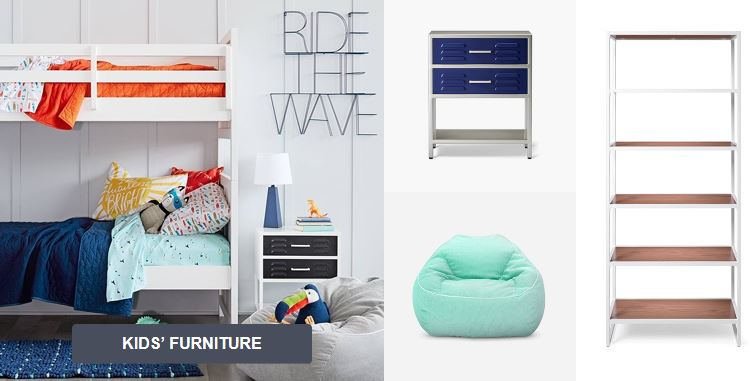 thru today only thursday august 10th you can grab a nice big discount of 30 off kids bedroom furniture online only at targetcom with no code needed
