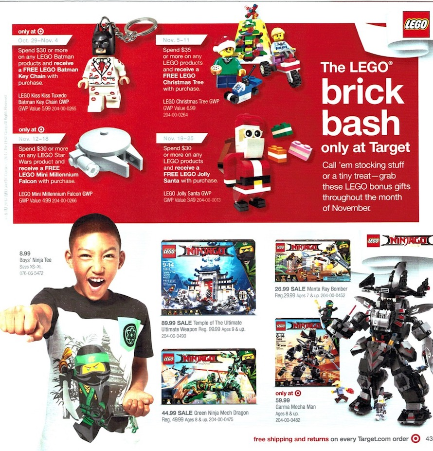 Target Toy Book : Target toy book preview good news for the holidays