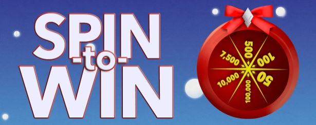 spin-to-win