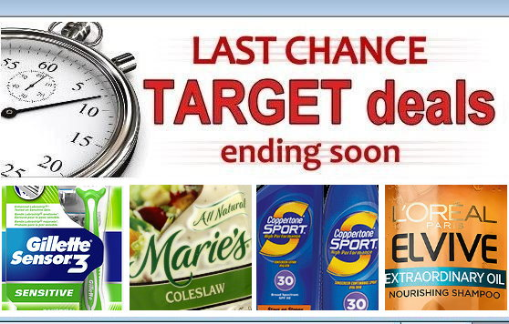 Totally target getting you more red for less green heres a reminder roundup of a few nice deals at target that will only be valid thru saturday 526 or very soon after due to ending sales or expiring forumfinder Images