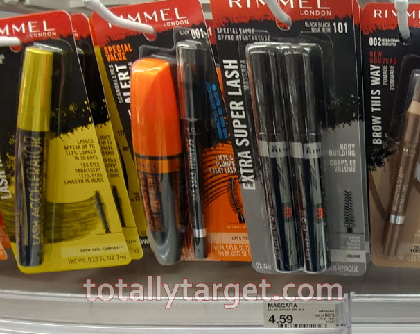 Totally target getting you more red for less green right now you print a nice coupon to save 1 on one 1 rimmel london eye lip or face product 399 or more to find this coupon fast just go here and forumfinder Images