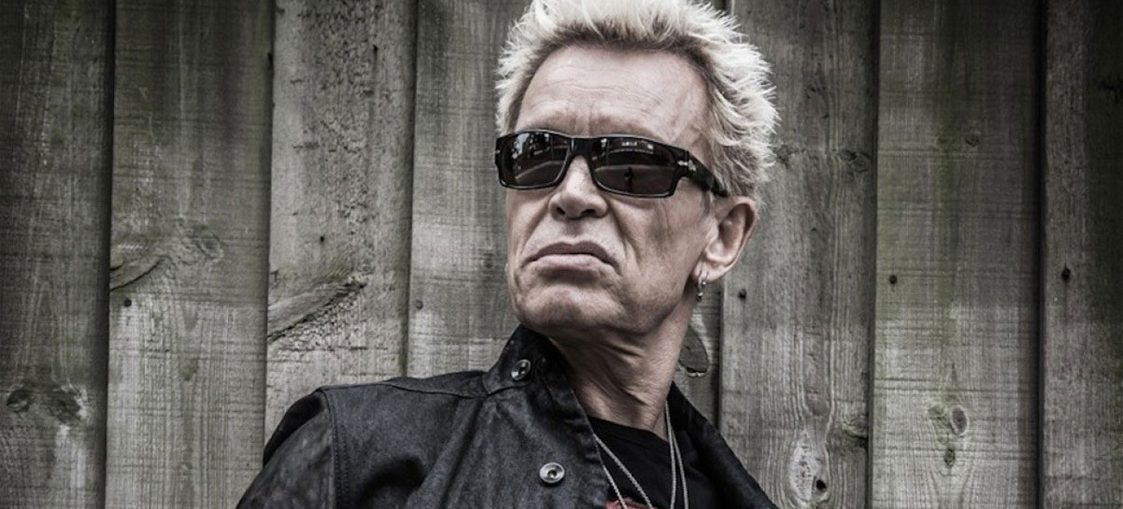 Billy Idol kicks of Live 2018  Tour at Manchester Apollo next week     Billy Idol  Tour  Manchester  TotalNtertainment  Music