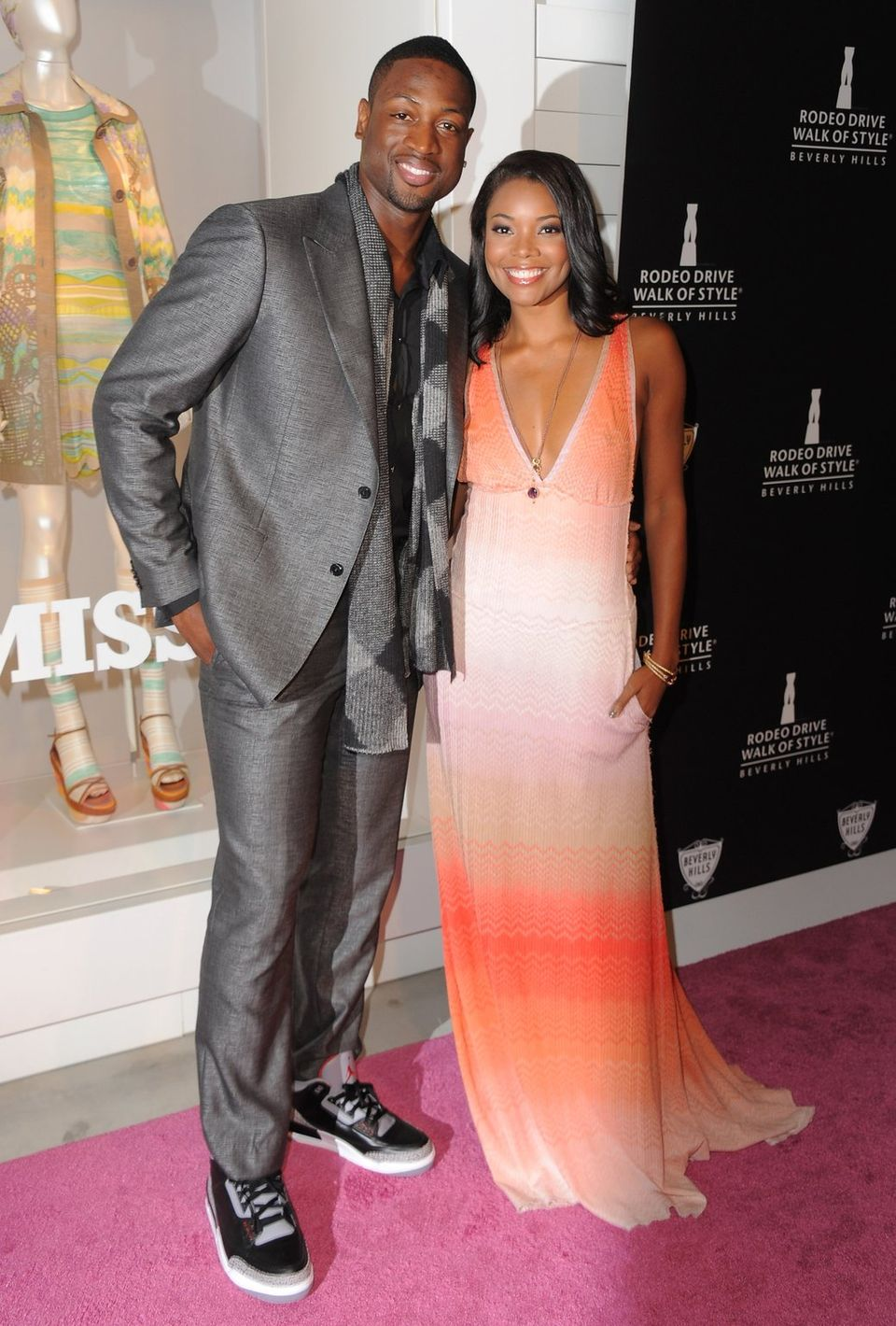 d wade gabrielle union dating Save the date for gabrielle union and dwyane wade's wedding leaks.