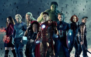This is only a third of the characters who appear in this film.