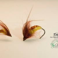 Caddis Chewee Emerger by Toto®