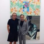 Ricard Akagawa e David Salle